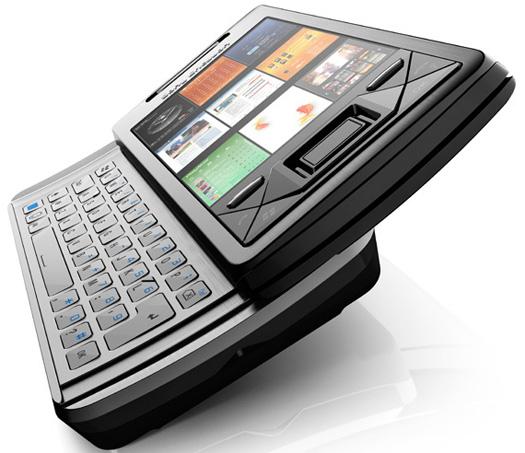 Sony Ericsson Xperia X1